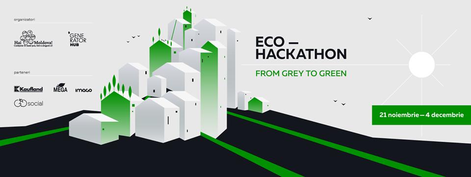 Eco-hackathon la Chișinău