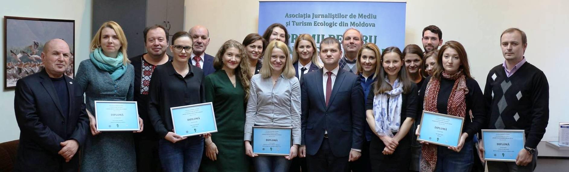 Susține! Concursul Premii pentru Jurnalism de Mediu