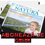 Da CLICK și abonează-te on-line la Revista NATURA - publicație de ecologie, turism și cultură!