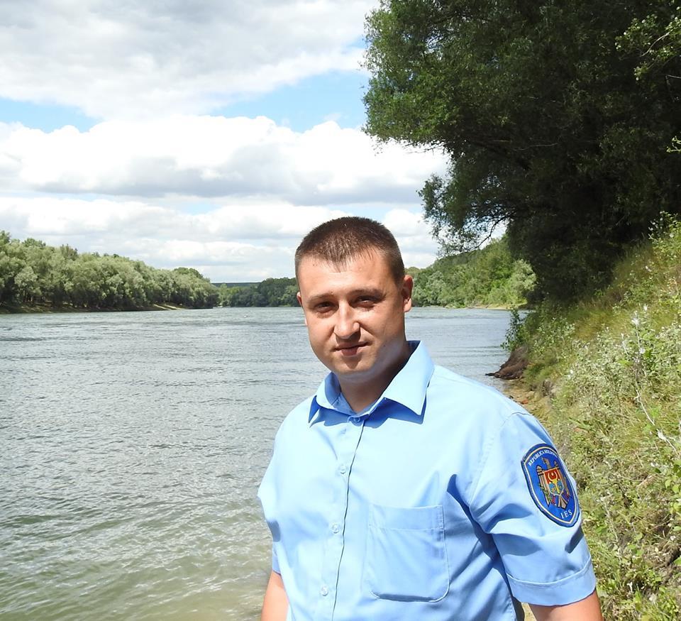 Valeriu Nani – noul șef al Inspectoratului Ecologic de Stat