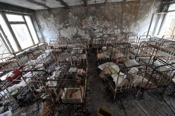 Cernobâl, imagini de la care te trec fiorii. Foto: www.giurgiuveanul.ro