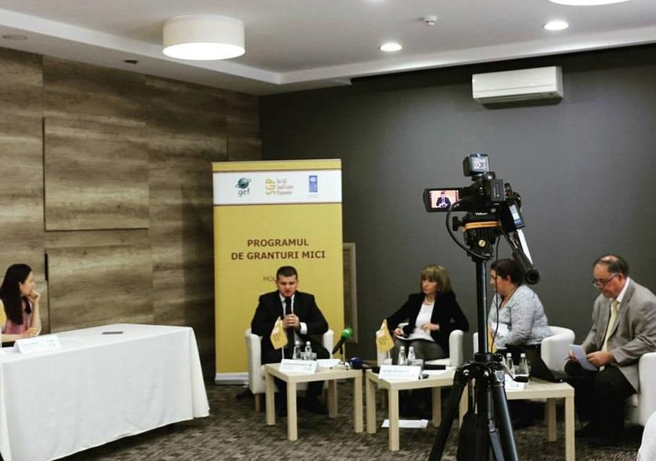 Club de presă dedicat schimbărilor climatice, 23 noiembrie 2016