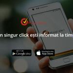Official Alert – aplicația care ține autoritățile în buzunarul tău