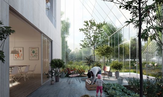 Sere moderne în proiectul Regen Villages