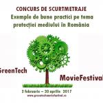 Concurs de scurtmetraje pe tema protecţiei mediului