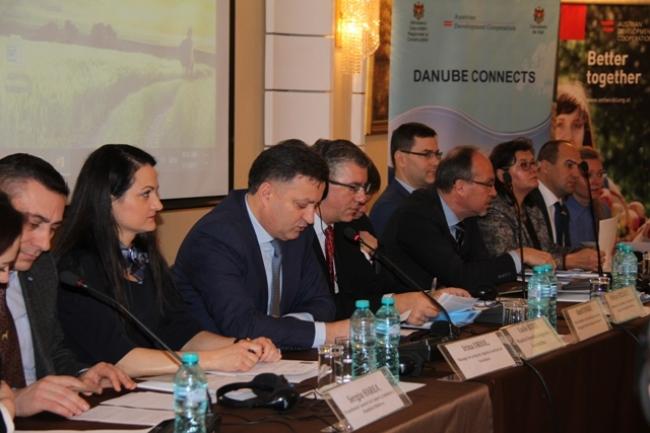 Conferința națională privind finanțarea inițiativelor Strategiei UE pentru Regiunea Dunării