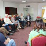 Instruiri pentru organizațiile finanțate de SGP Moldova