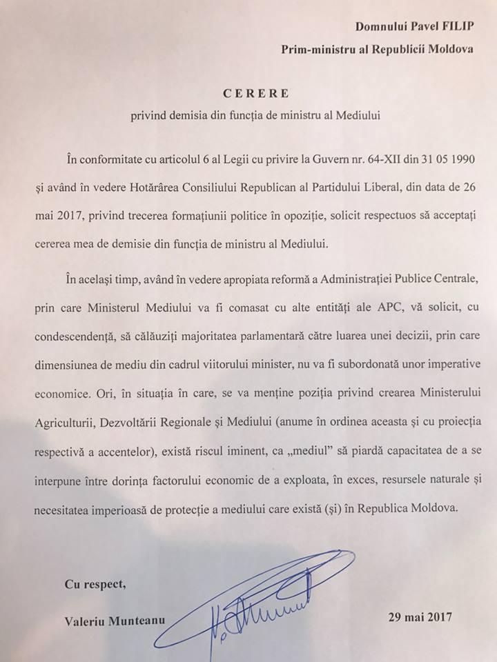 """Conducerea Ministerului Mediului a demisionat.  Ministrul Munteanu a lăsat un mesaj pentru """"braconieri și alte neamuri"""""""