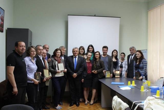 Au fost decernate premiile pentru jurnalism de mediu, ediția I