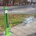 Colectare de fonduri – parcări pentru biciclete în Parcul Valea Morilor