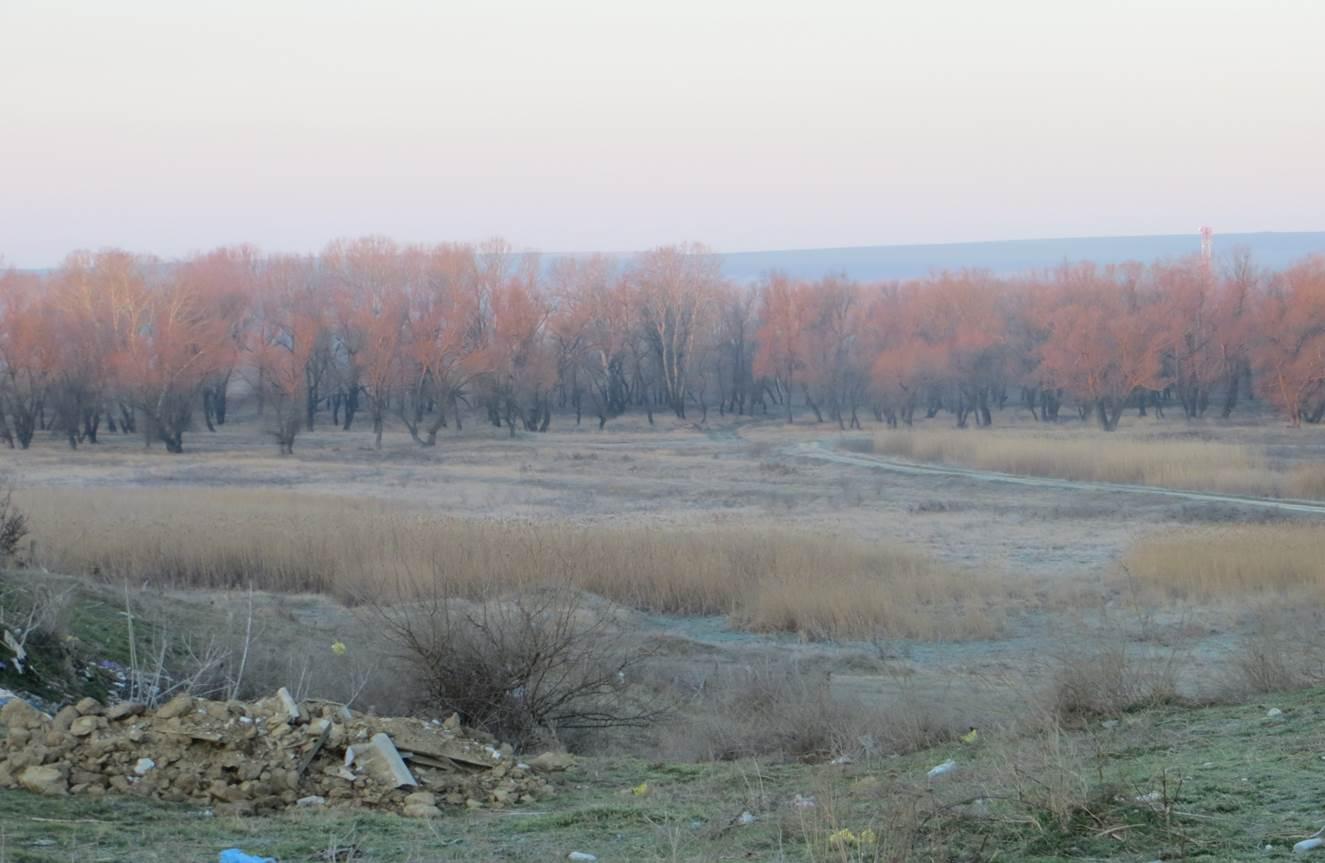 La masa discuțiilor – ariile protejate din Leova
