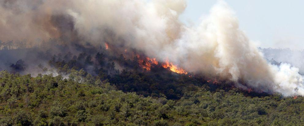 Seceta și incendiile s-ar putea intensifica