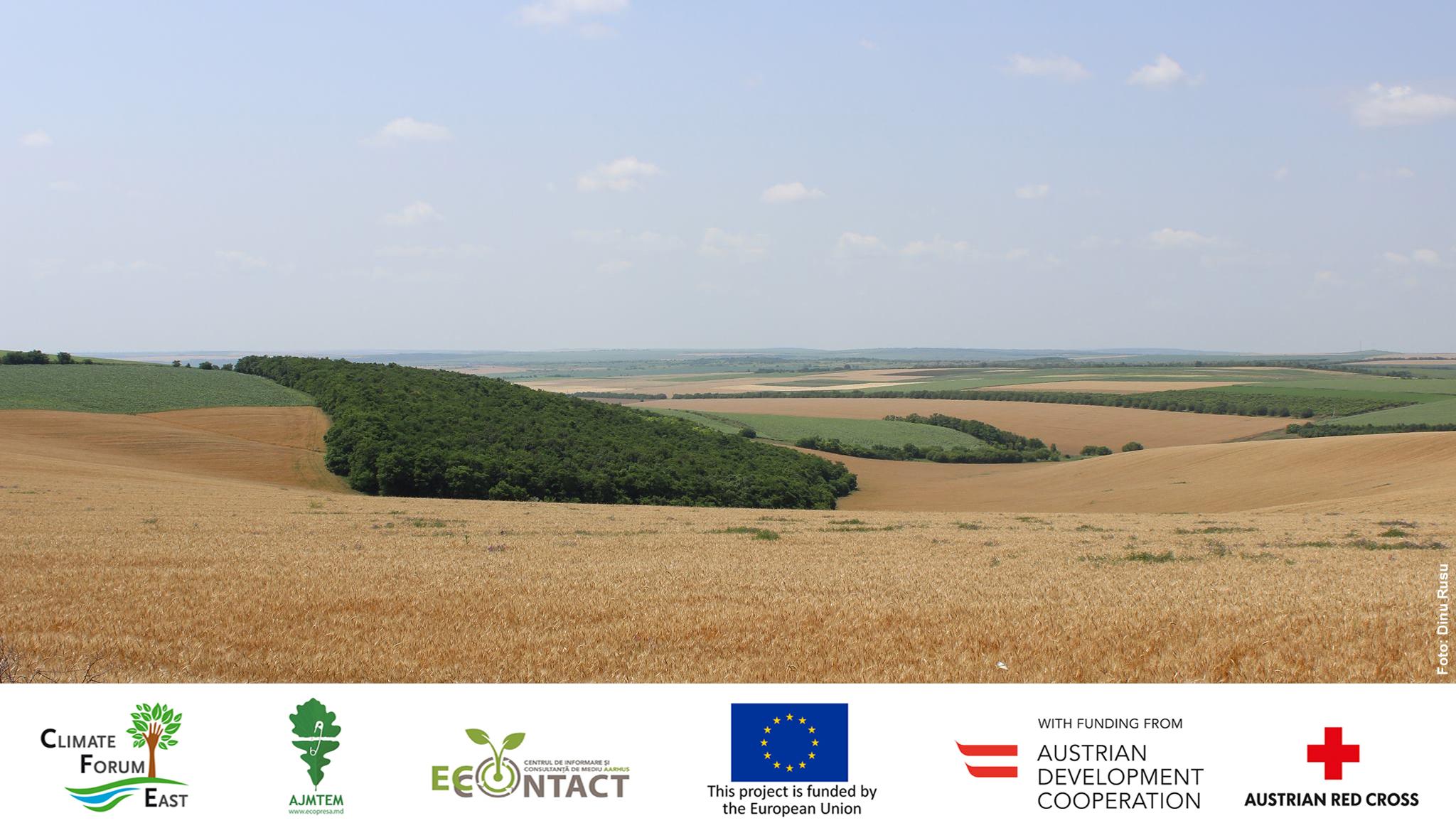 Schimbările climatice și agricultura: cu gândul la generațiile de mâine