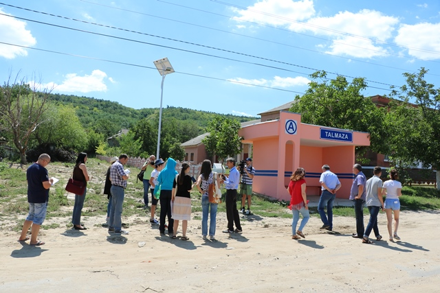 Tur de presă: proiecte de mediu pentru binele comunității