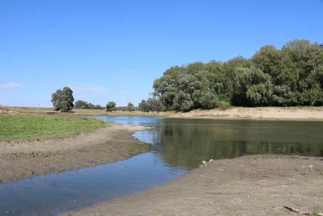 Deficitul de apă în râuri. Experții arată spre schimbările climatice