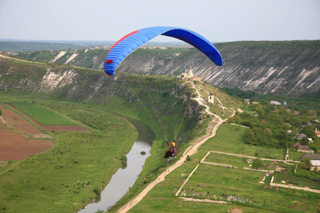 Orheiul Vechi - patrimoniu peisagistic. Foto: Alecu Reniţă