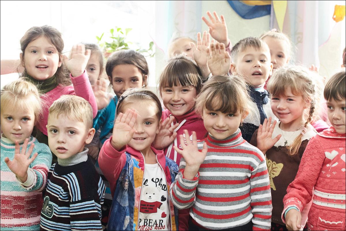 Energie verde pentru copiii din Fălești