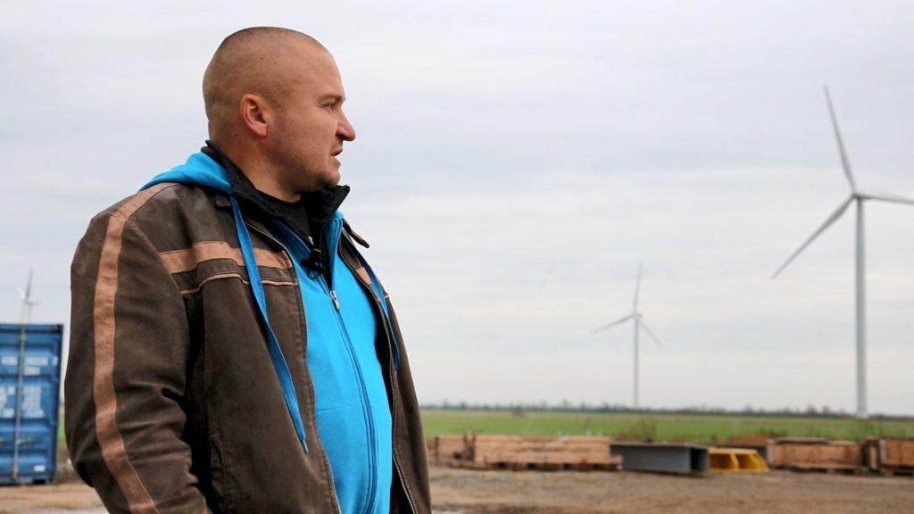 Victor Lopuhov, entuzistul care a învățat despre energiile regenerabile din mers