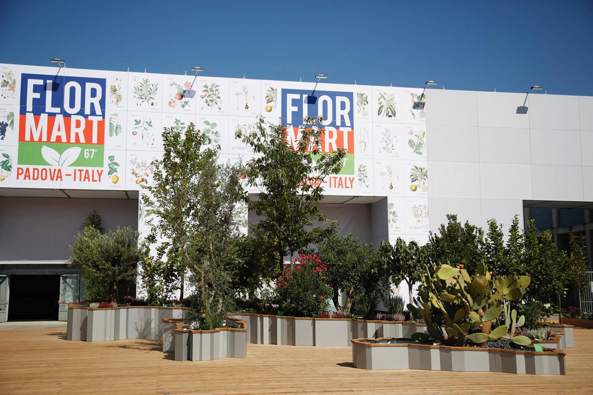 Salonul Internaţional de Horticultură şi Arhitectura Peisajului la Padova