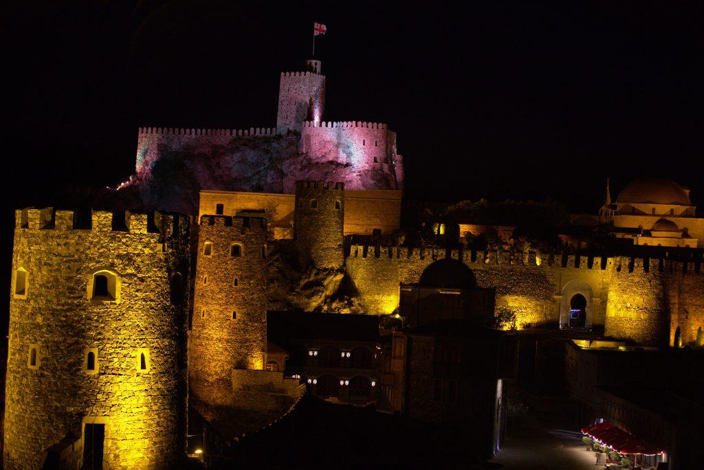 Spectacolul nopții la Castelul Rabati