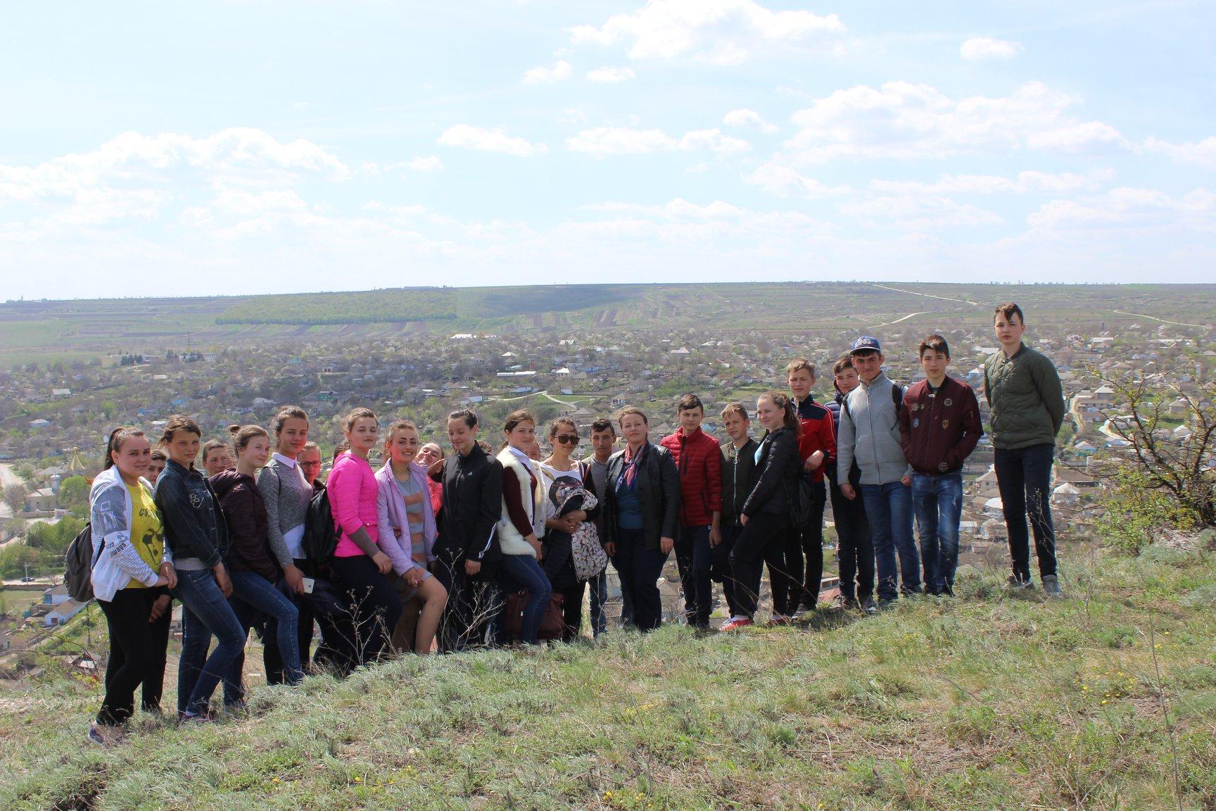 Tinerii din Orheiul Vechi – vocea pentru promovarea durabilă a rezervației