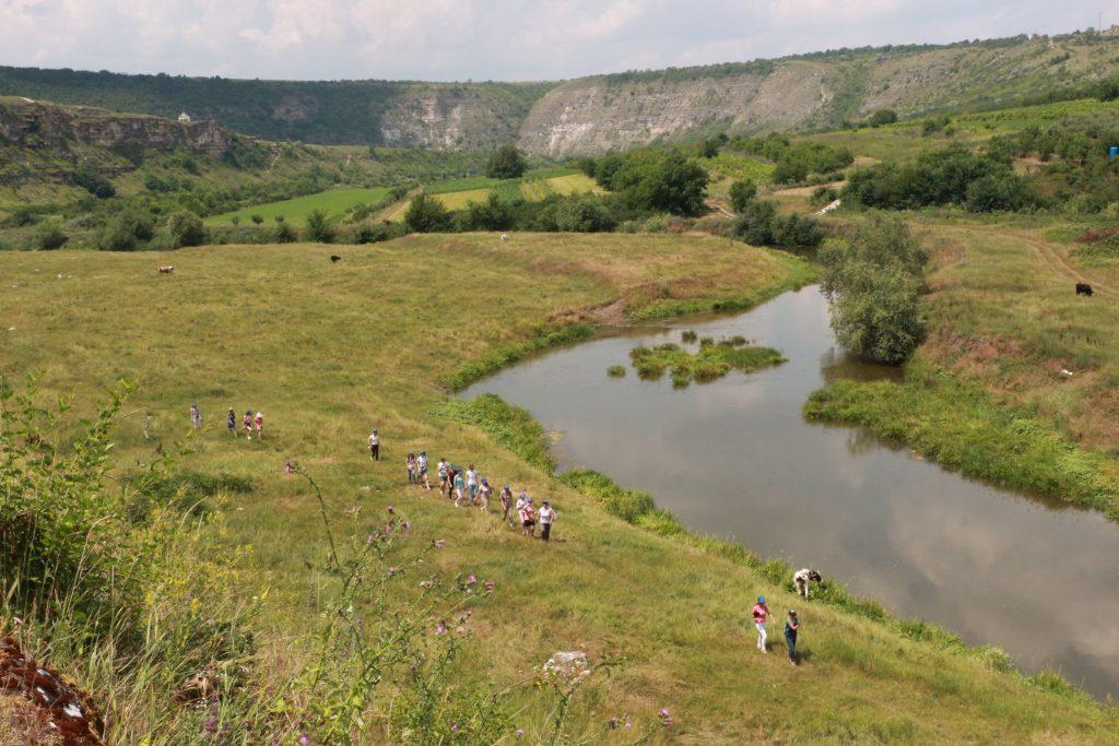 Excursie-cadou pe traseul de observare a păsărilor (birdwatching) organizat de Mișcarea Ecologistă din Moldova