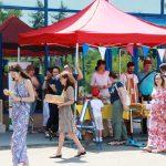 Sâmbăta la EcoLocal Farmers' Market