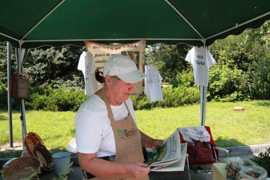 Revista NATURA - sursa de informare a producătorilor de la Eco Local Farmers Market