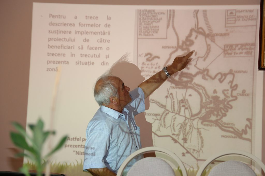 Nicolae Grosu, cel mai fidel și activ apărător al biodiversității Nistrului