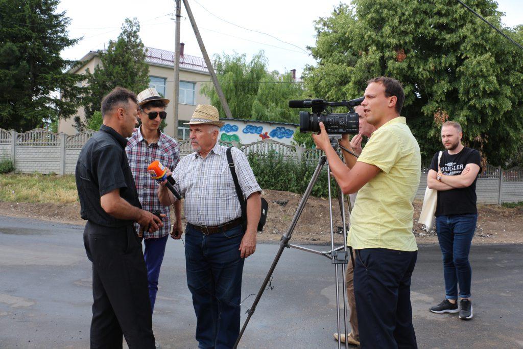 Primarul de Popeasca, Ștefan Vodă, vorbește despre avantajele folosirii tocătorului