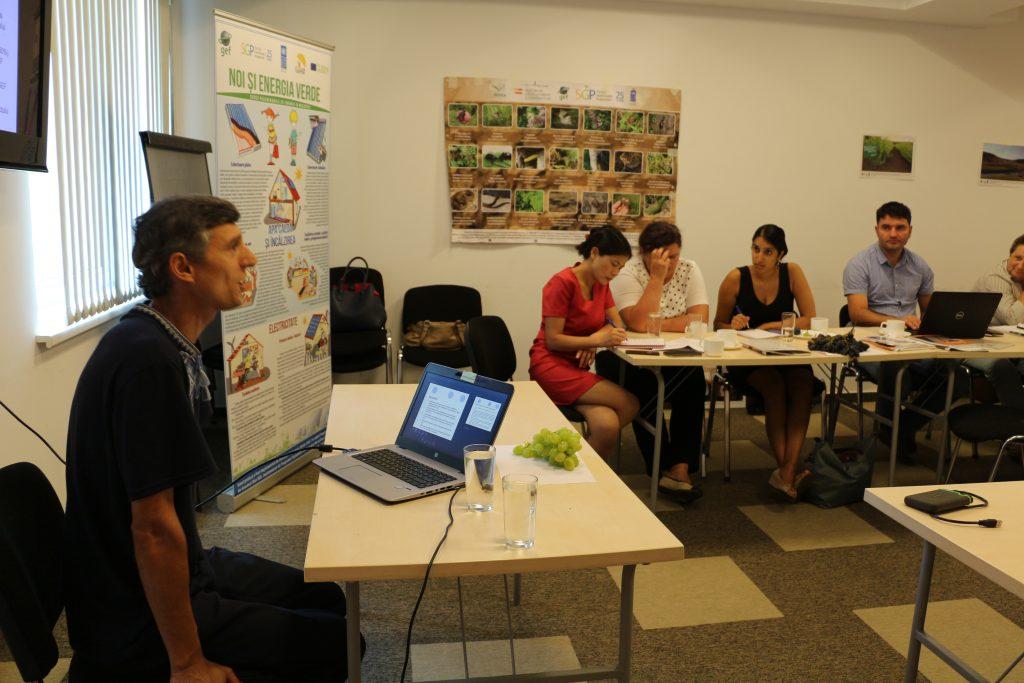Prezentarea activităţilor realizate de AO Biotica