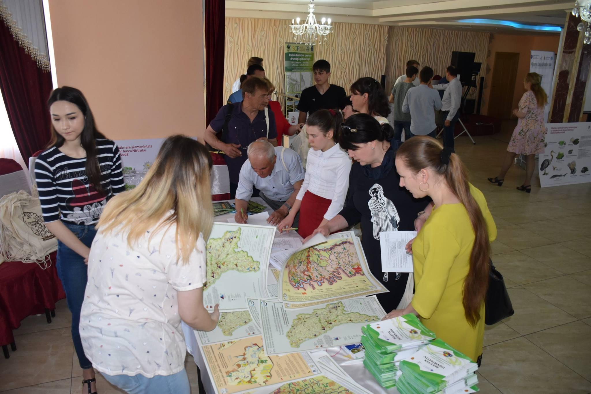Gala parteneriatului local a avut loc la Ștefan Vodă