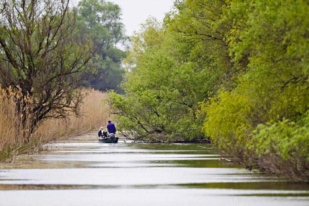 © UNESCO/Rezervația biosferei Prutul de Jos