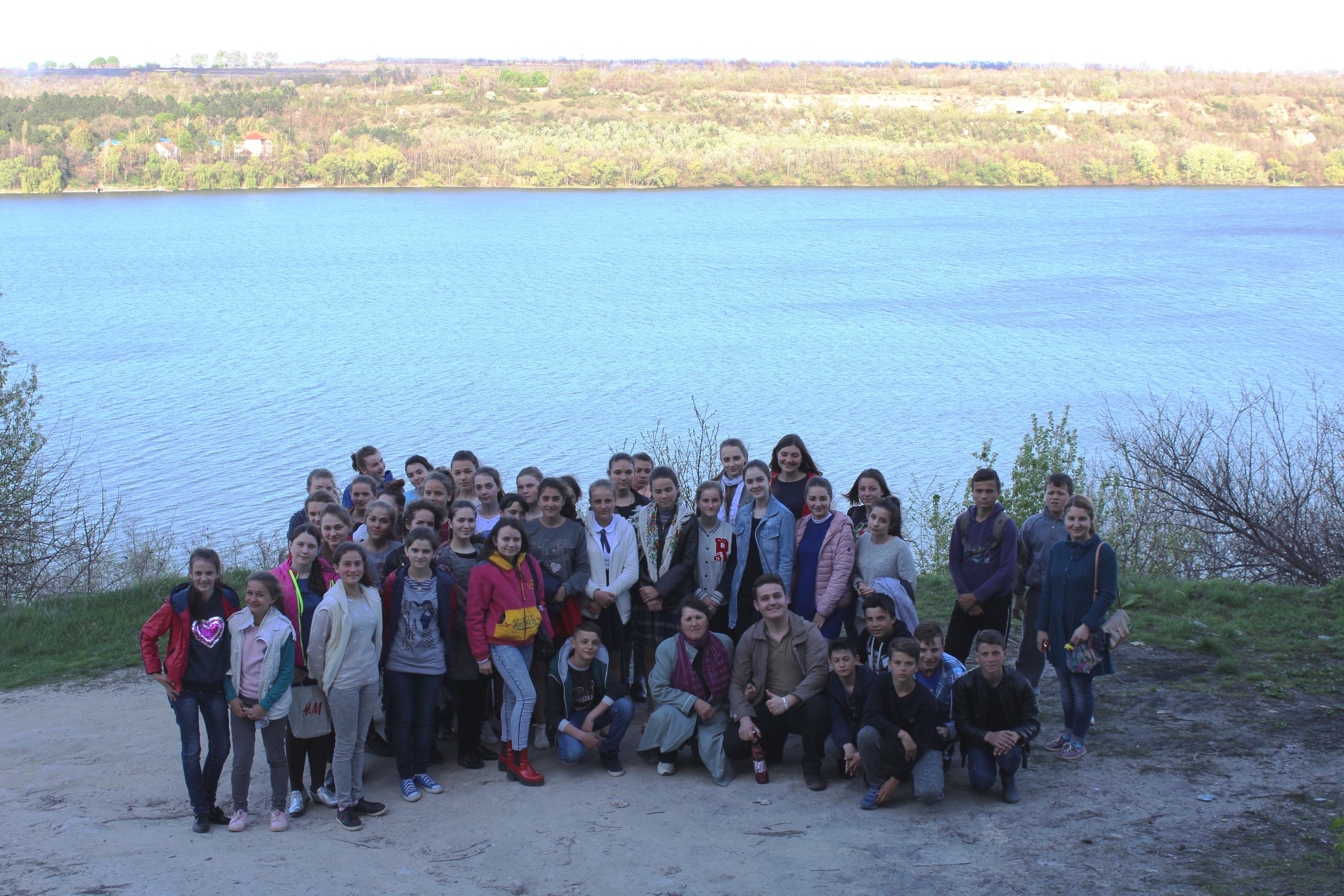Satul Holercani în viziunea copiilor