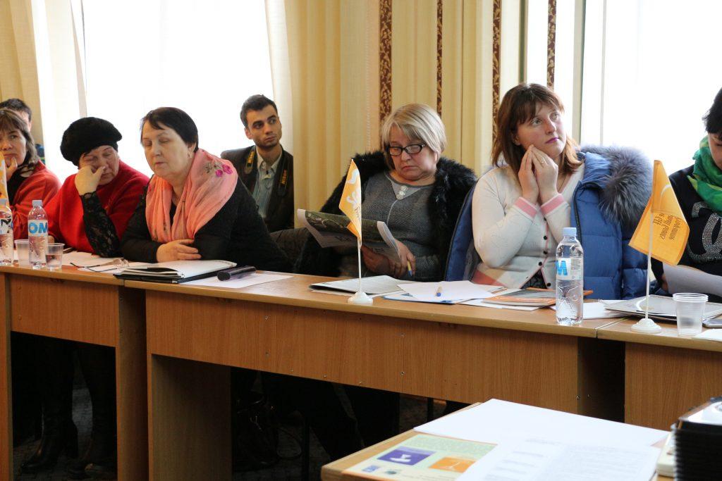 """Atelierul """"Iniţiative şi acţiuni locale pentru dezvoltare durabilă. Priorități SGP Moldova"""", 5 februarie 2018, Bălți"""
