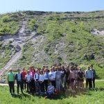 Satul Trebujeni în viziunea copiilor