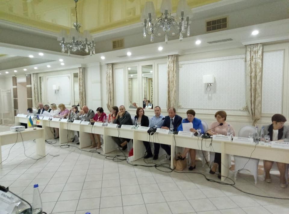 Soarta Nistrului discutată la Chișinău