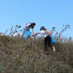 """Salubrizare: Peste două tone de deșeuri au fost scoase din Rezervația """"Orheiul Vechi"""""""