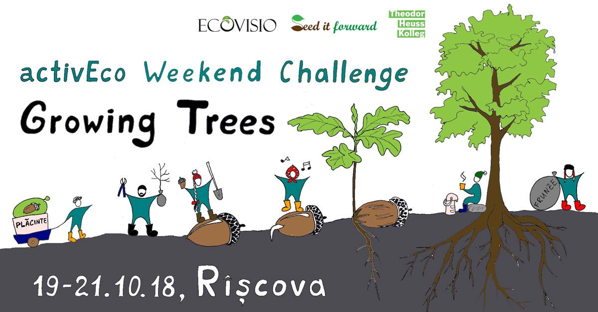 Un weekend dedicat creșterii de… arbori