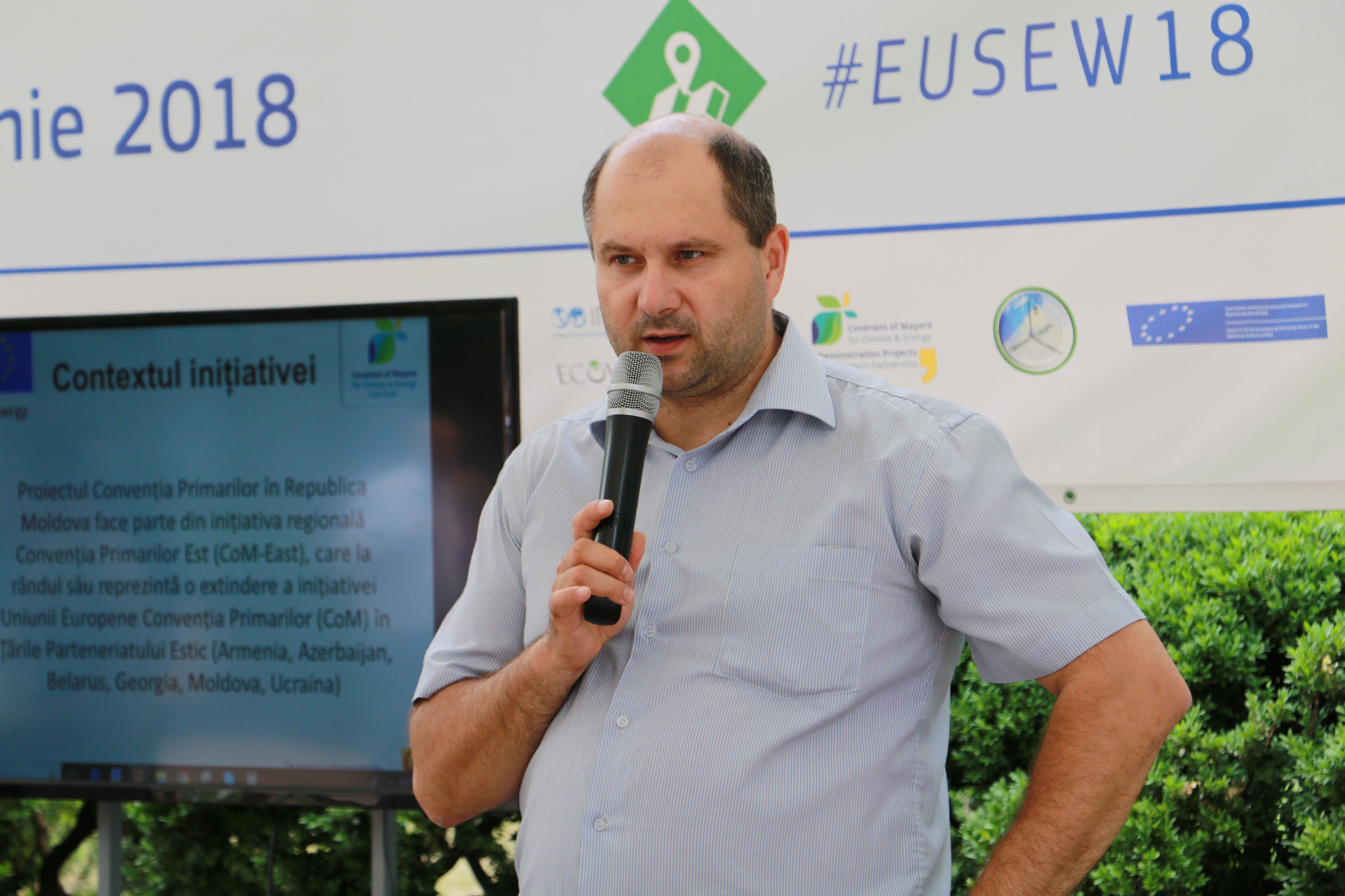 Primăriile din R. Moldova interesate de cea mai mare inițiativă europeană pentru energie și climă
