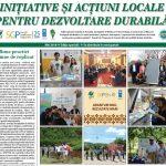 Prima ediție specială AJMTEM despre proiectele SGP Moldova
