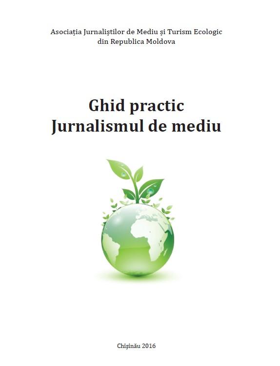Ghid practic Jurnalism de Mediu