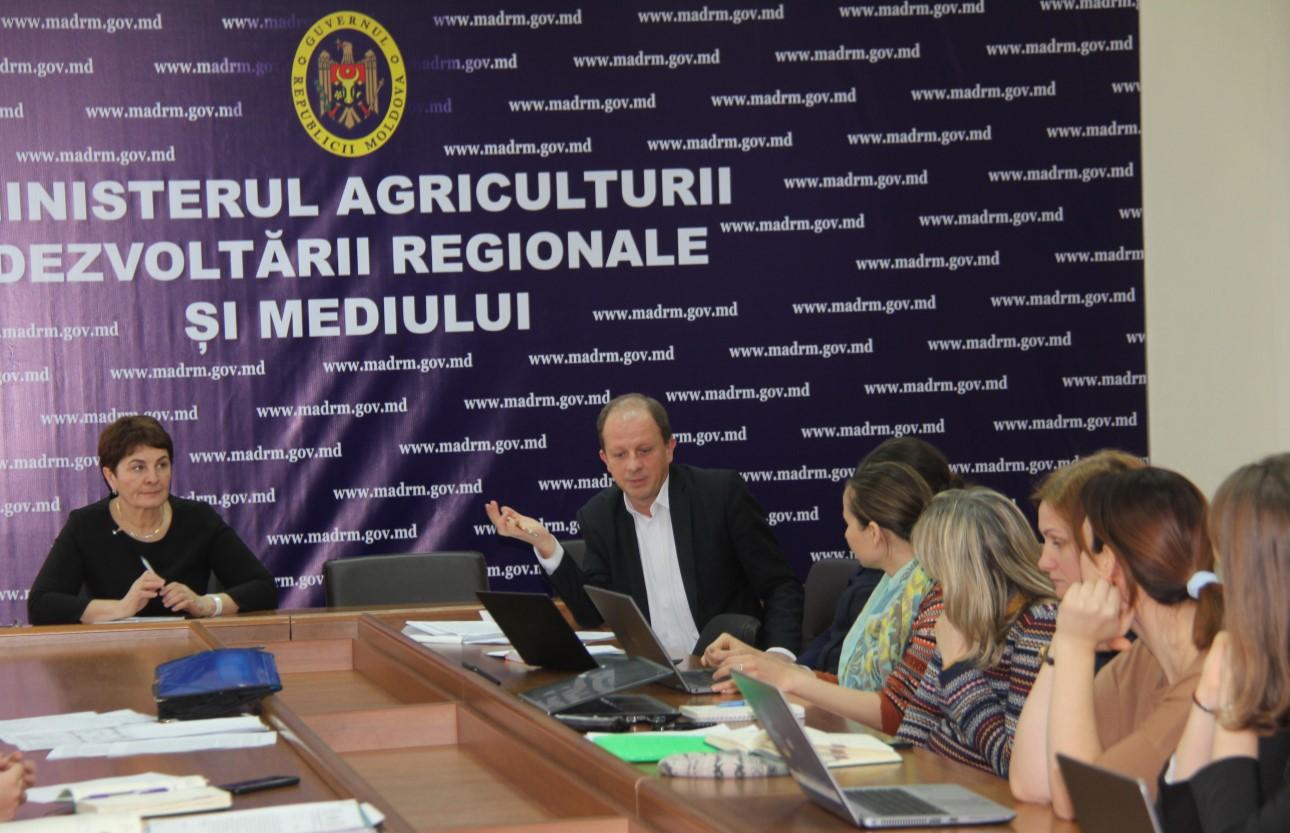 Promisiuni la început de an: Oficialii din Moldova nu vor admite agravarea situației fluviului Nistru