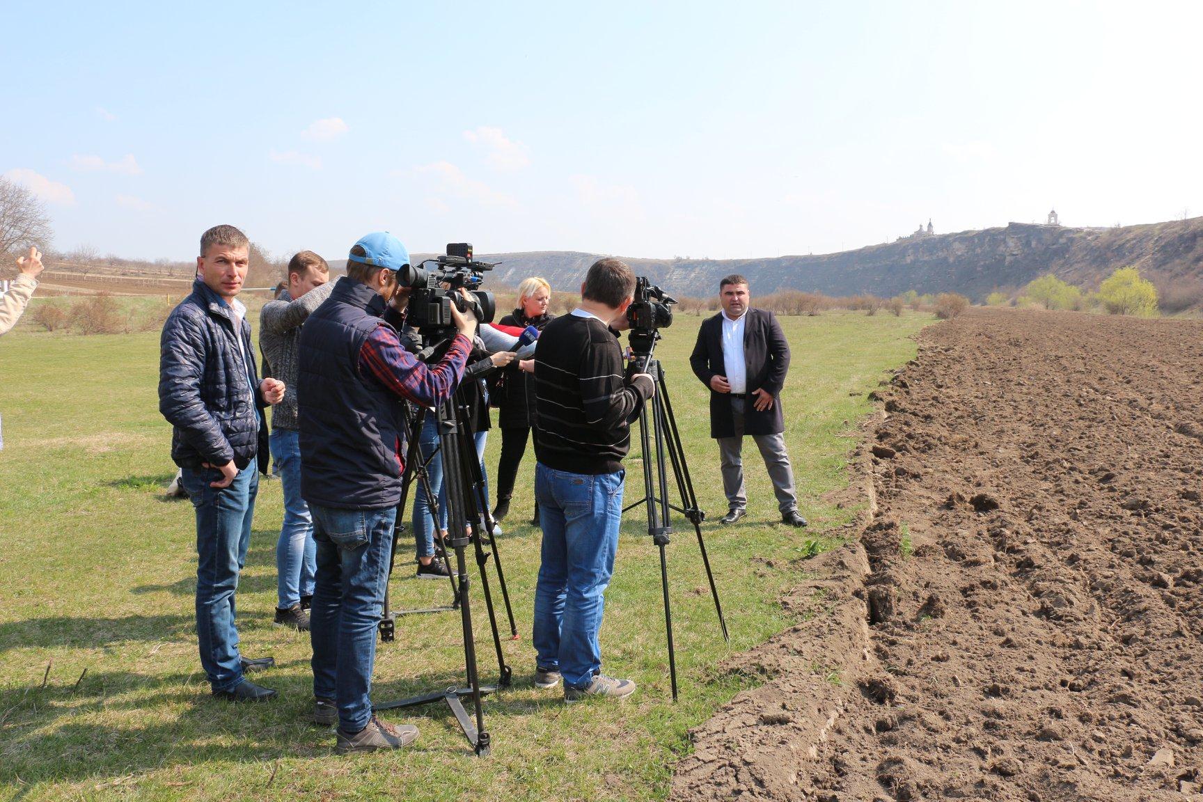 Sergiu Popescu, directorul Rezervației cultural-naturale Orheiul Vechi