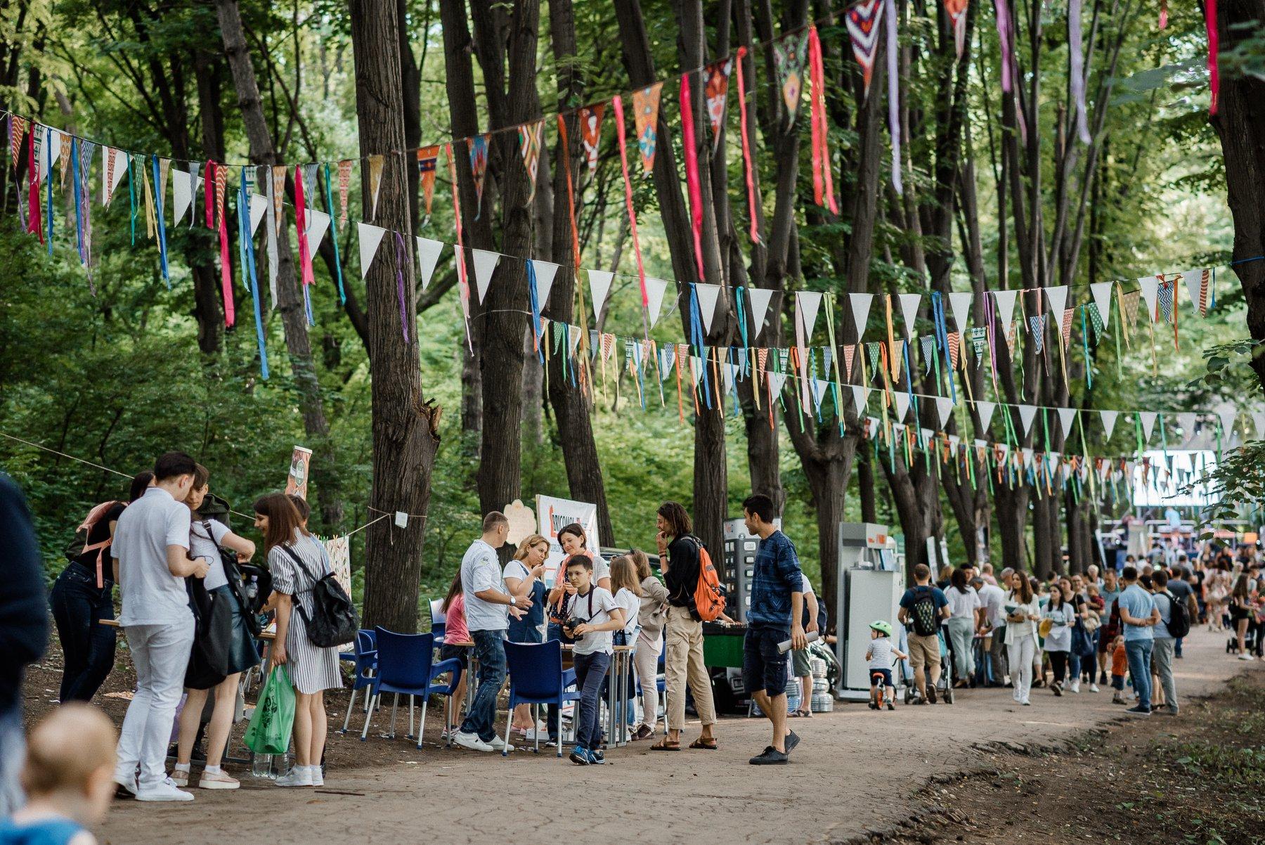 Festivalul Ziua Mediului la Chișinău: în prim plan calitatea aerului și reducerea poluării acestuia