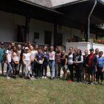 Lecții despre natură și spiritualitate, la Tabăra de la Mănăstirea Curchi