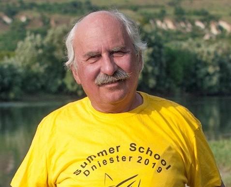 Ilia TROMBIŢKI, dr. în biologie, Asociaţia Eco-TIRAS