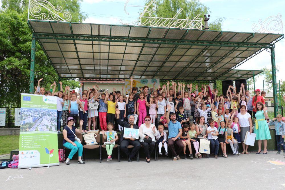Pentru prima dată, orașul Budești a sărbătorit Ziua Energiei
