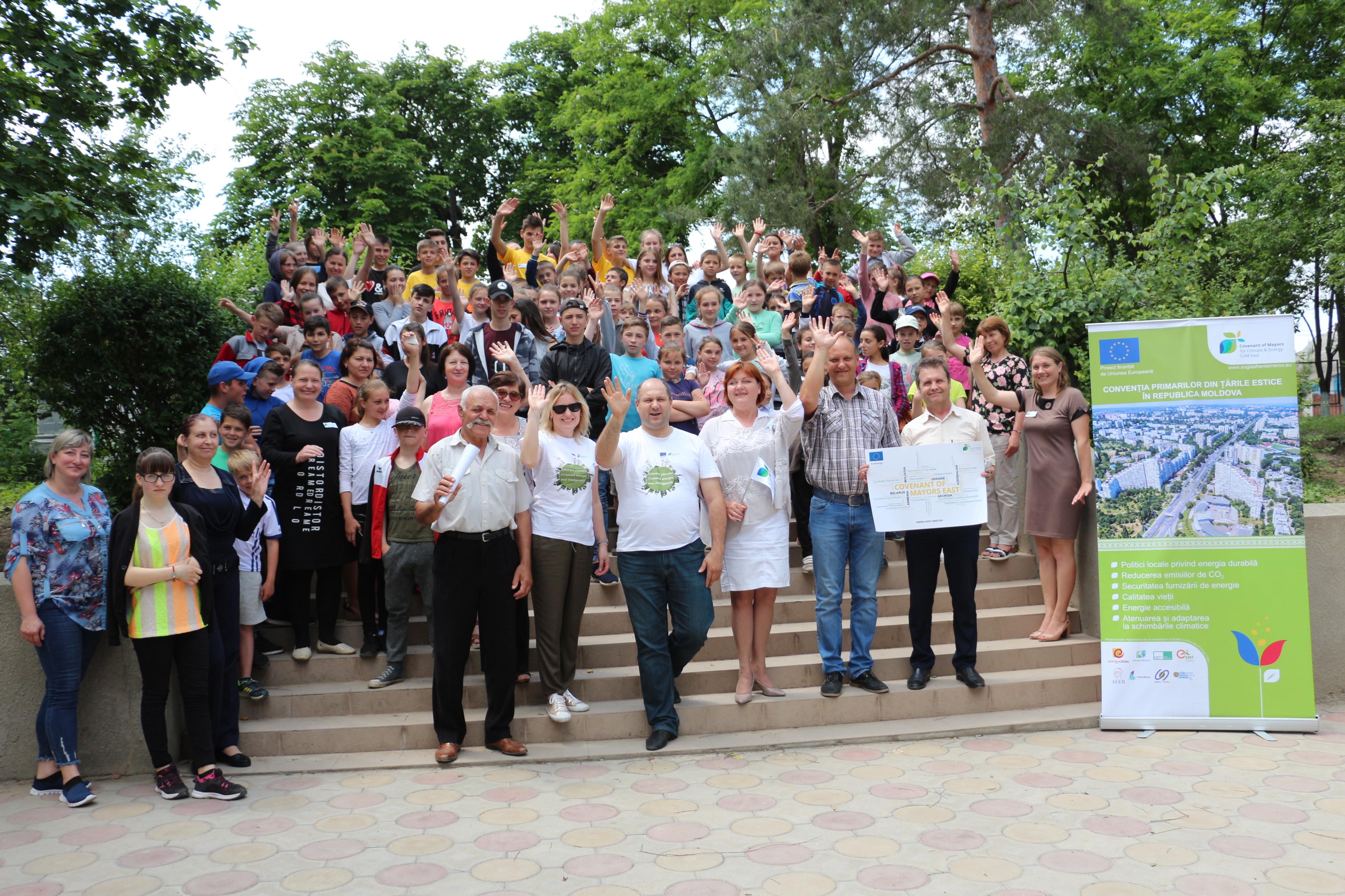 Ziua Energiei în Vișniovca
