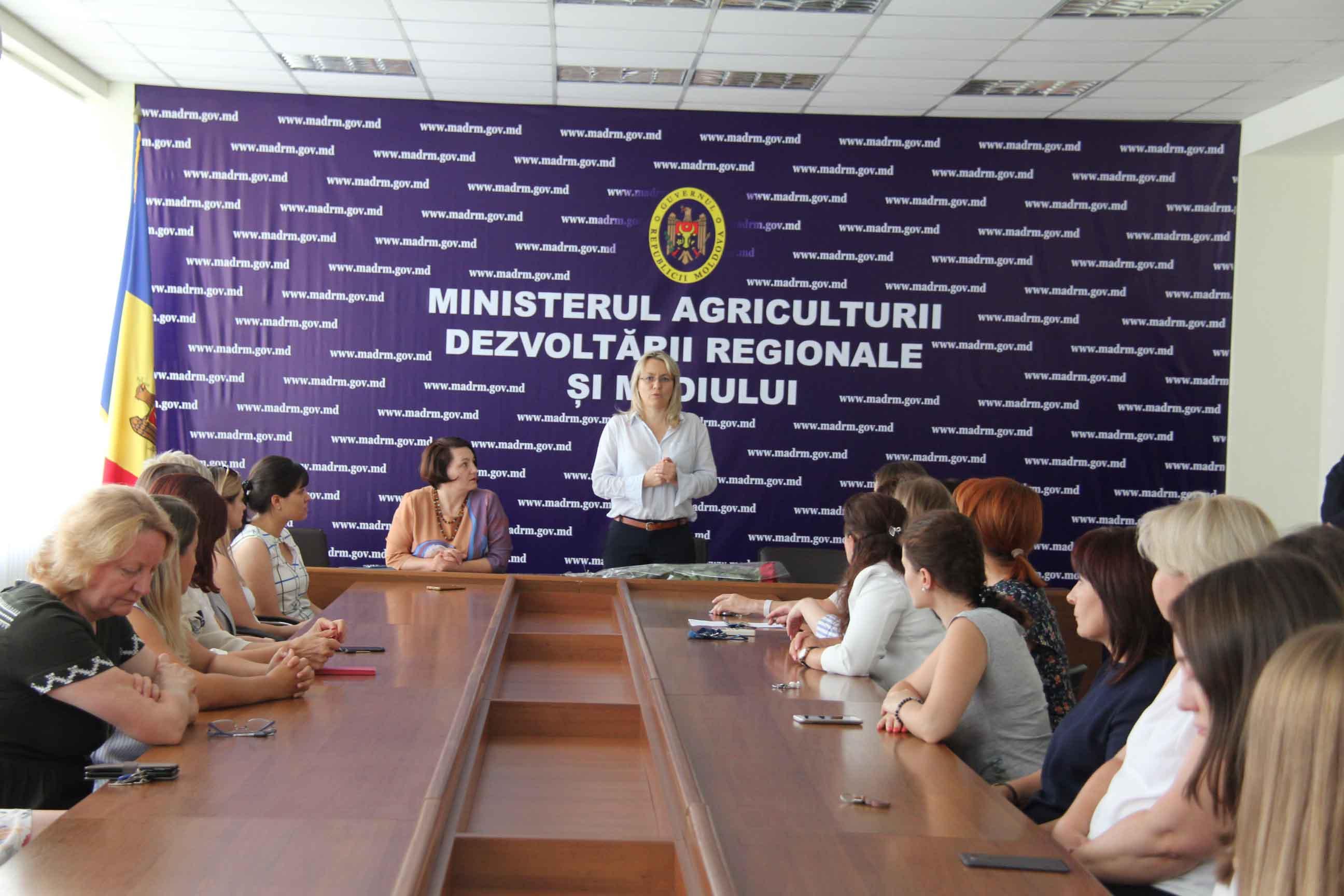 Iuliana Cantaragiu, secretar de stat la Ministerul Agriculturii, Dezvoltării Regionale și Mediului